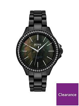 boss-victoria-black-mother-of-pearl-crystal-set-dial-black-ceramic-bracelet-ladies-watch