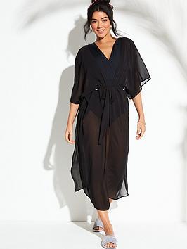 pour-moi-maxi-kimono-black