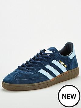 a04454e5ab adidas Originals Handball Spezial - Navy/Blue | littlewoods.com