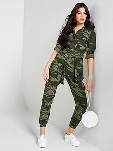 v-by-very-camo-jumpsuit-print