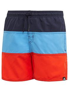 adidas-youth-swim-shorts-blue