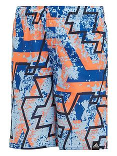 adidas-youth-printed-swim-shorts-blue