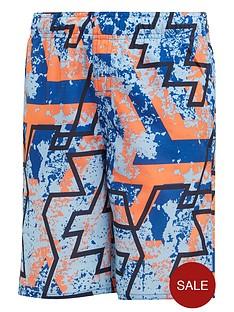 adidas-youth-printed-swim-shorts-blue