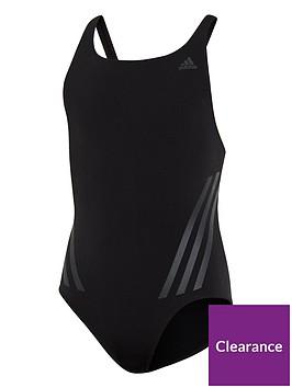 adidas-youth-3-stripe-swimnbsppro-suit-blackgrey