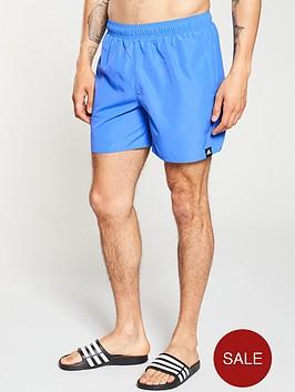 adidas-solid-swim-short-blue