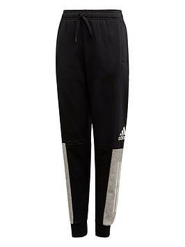 adidas-youth-sport-id-pants-blackgrey