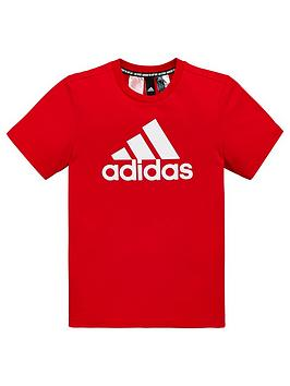 adidas-youth-badge-of-sport-short-sleeve-t-shirt-redwhite