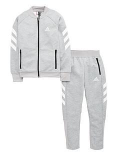 adidas-youth-xfg-tracksuit-greywhite