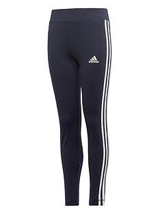 adidas-youth-training-equipmentnbsp3-stripe-leggings-navywhite