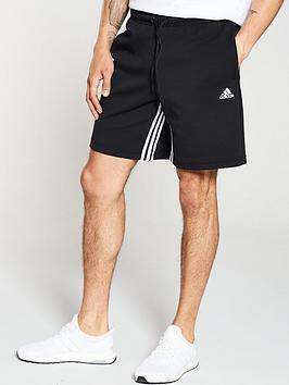 adidas-inside-leg-3-stripe-short-blacknbsp