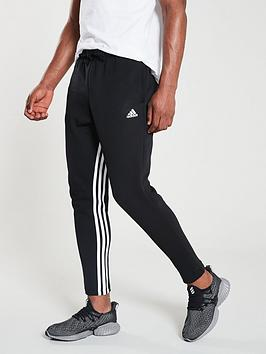 Adidas   Inside Leg 3 Stripe Pants - Black