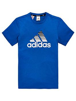 adidas-youthnbspprimenbspclimalite-t-shirt-bluewhite