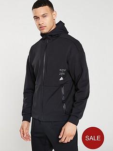 adidas-idnbspzip-through-hoodienbsp--black