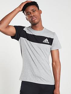 adidas-panel-t-shirt-medium-grey-heather