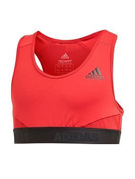 adidas-youth-alphaskin-bra-maroonblack
