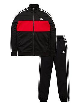 adidas-youth-3-stripe-tiberionbsp--blackred