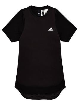 adidas-youth-id-mesh-dress-blackwhite