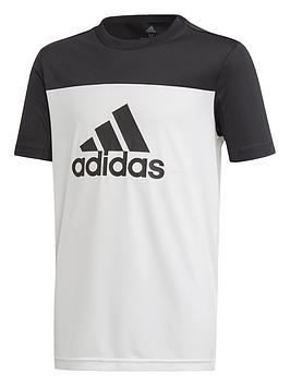 Adidas   Equip T-Shirt - White/Black
