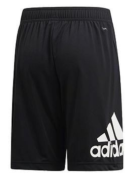 Adidas   Equipment Knit Shorts - Black/White