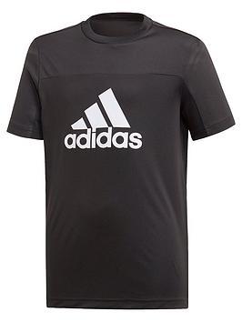 Adidas   Equip T-Shirt - Black/White