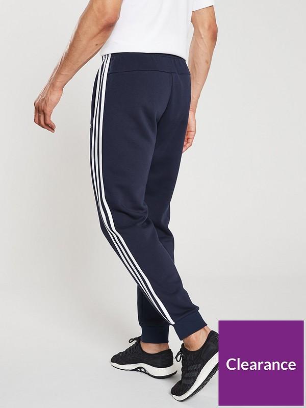 E Adidas Men's Game Day Pant 3 Stripe Choose Size /& Color