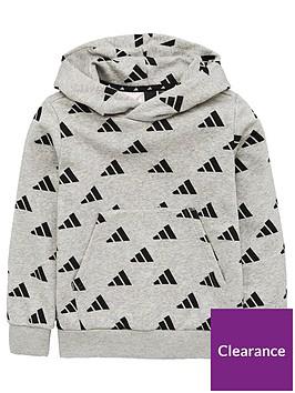 adidas-youth-id-hooded-sweat-greyblack