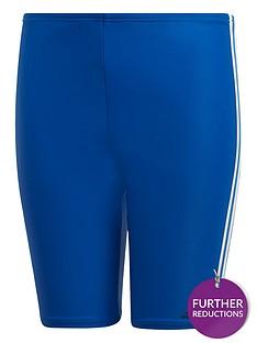 adidas-swimnbspfit-jamnbsp3-stripe-youth-shorts-blue