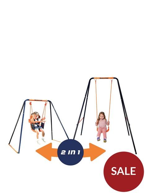 hedstrom-2-in-1-swing