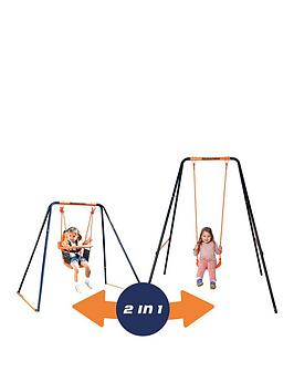Hedstrom Hedstrom 2-In-1 Swing Picture
