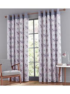 catherine-lansfield-retro-floral-eyelet-curtains