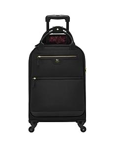 radley-radley-premium-soft-small-4-wheel-suitcase-blk