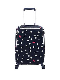 radley-radley-vint-dog-dot-small-4-wheel-suitcase-ink