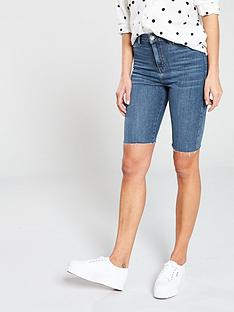 v-by-very-addison-denim-cycle-shorts-mid-wash