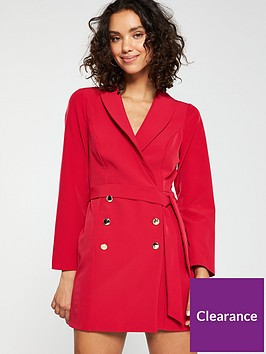 v-by-very-tux-dress-red