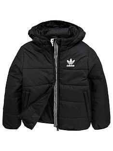 adidas-originals-youth-hooded-jacket-black