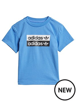 adidas-originals-infant-ryv-short-sleeve-t-shirt-blue