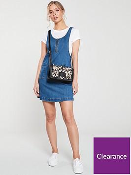 v-by-very-denim-pinafore-dress-mid-blue