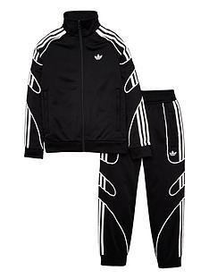 adidas-originals-little-kids-flamestrike-tracksuit-blackwhite