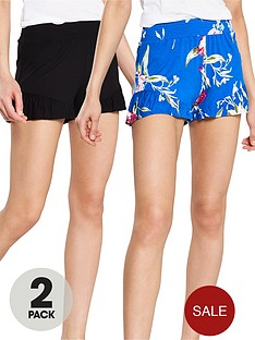 v-by-very-2-pack-ruffle-jersey-shorts-blue-floral