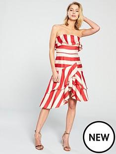 keepsake-come-back-strapless-dress-stripe