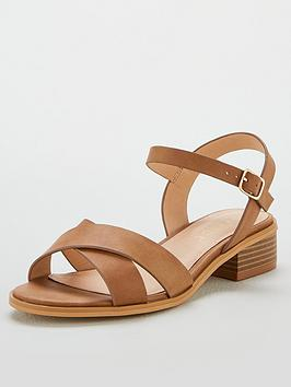 office-office-wide-fit-measure-casual-mid-flat-sandal