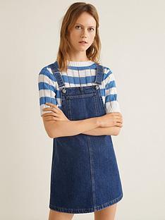 mango-denim-dungaree-pinny-dress-dark-blue