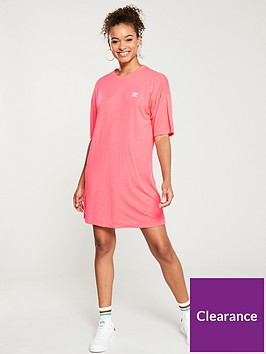 adidas-originals-trefoil-dress-neon-pinknbsp