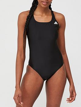 Adidas Adidas Fit Swimsuit - Black Picture