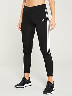 adidas-run-3-stripe-tight-black
