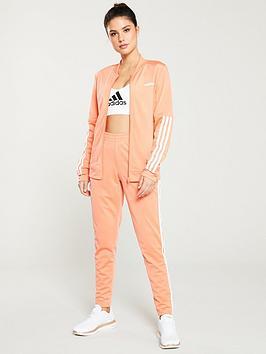 adidas-back-2-basics-3-stripe-tracksuit-coralnbsp