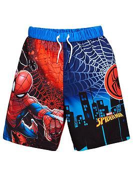 spiderman-board-shorts-multi
