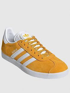 adidas-originals-gazelle-mustardwhite