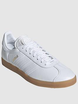 adidas Originals Adidas Originals Gazelle - White/Gum Picture