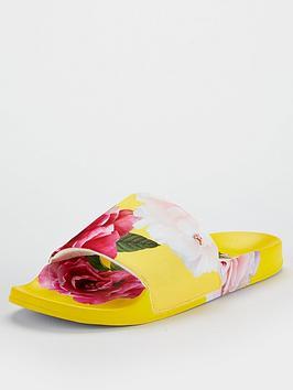 ted-baker-avelini-slides-yellow